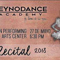 Recital 2018 - Reynodance