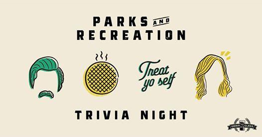 Parks and Rec. Trivia Night