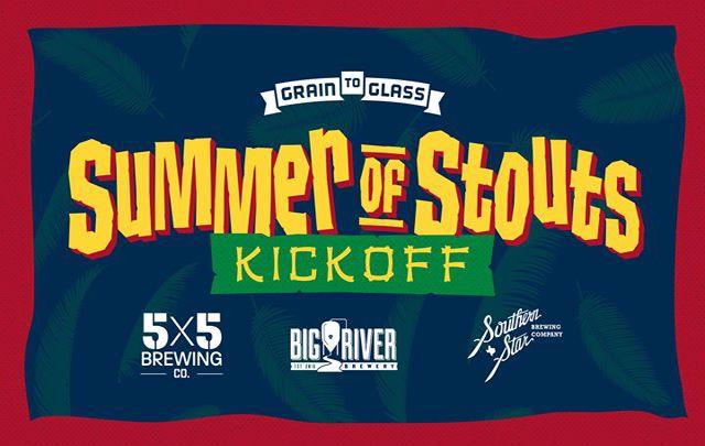 Summer of Stouts Kickoff