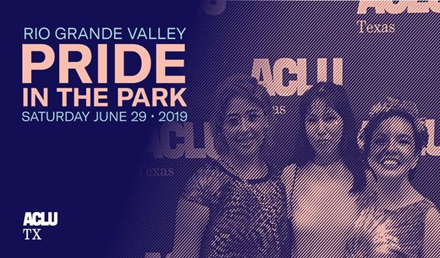 Pride in the Park + ACLU of Texas