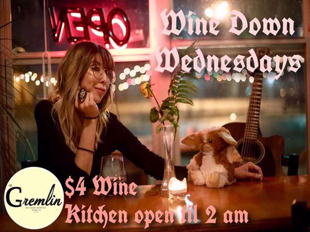 Wine Down Wednesday w/ Ally Martinez