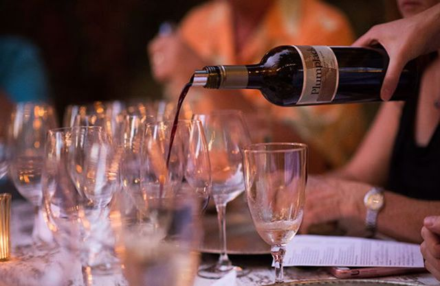 PlumpJack Wine Dinner : July 18th