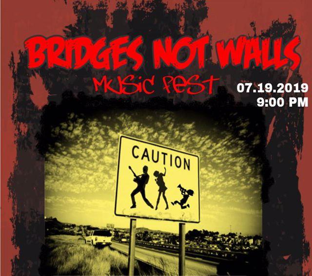 Bridges not walls Fest/LPN Vol.10