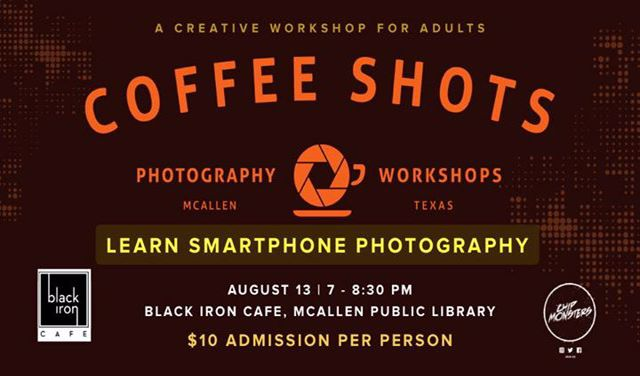 Coffee Shots: Smartphone Photography For Adults #4