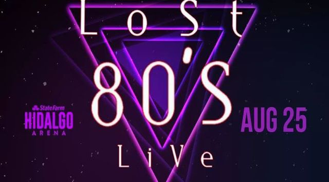 Official After-Party Lost 80's Live