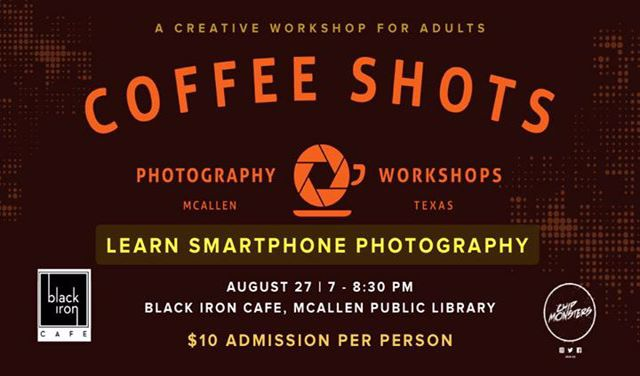 Coffee Shots: Smartphone Photography For Adults #5