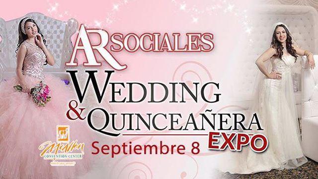 AR Sociales Wedding & Quinceañera Expo