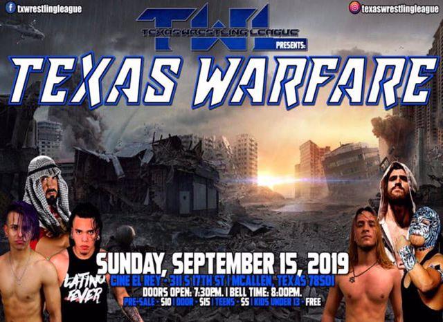 Texas Warfare!!