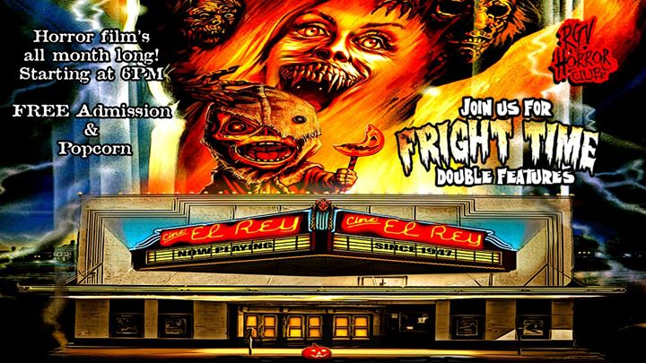 RGV Horror Club's Fright Fest 2019