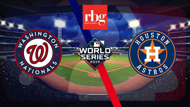 World Series 2019 at RBG