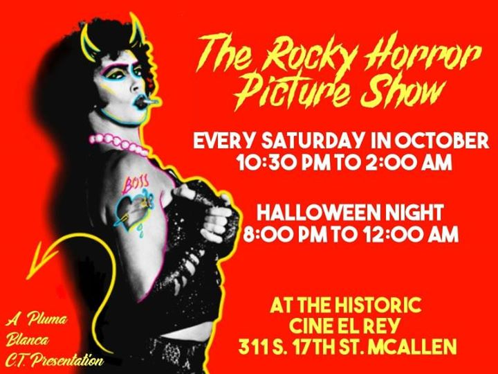 Rocky Horror Picture Show LIVE Shadowcast