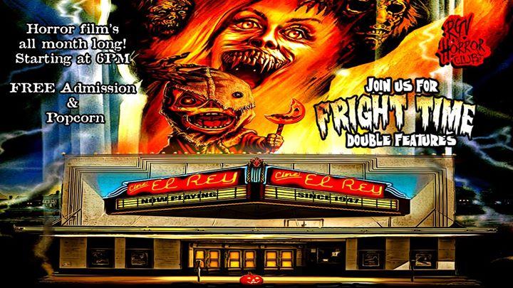 RGV Horror Club's Fright Fest 2019