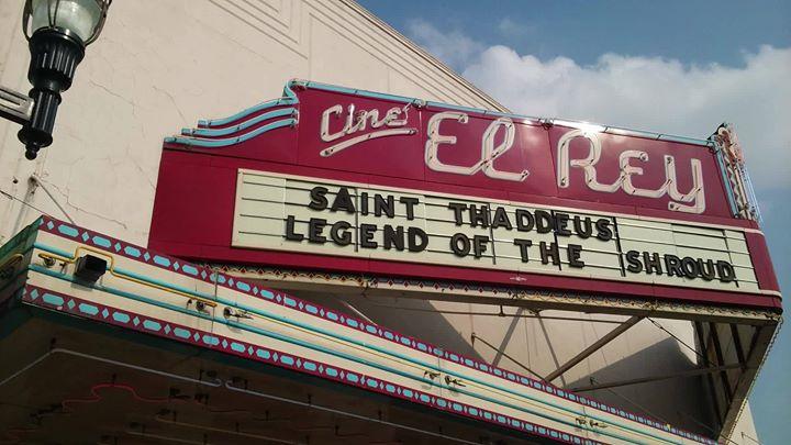 Saint Jude Thaddeus Film Showing