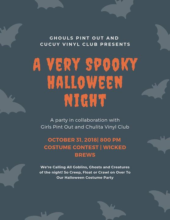 A Very Spooky Night w/ GPO RGV & CVC RGV