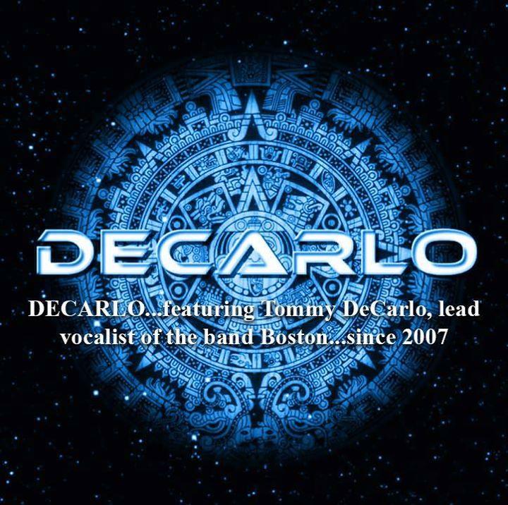 DeCarlo Live at The Cine El Rey Theatre (TX)