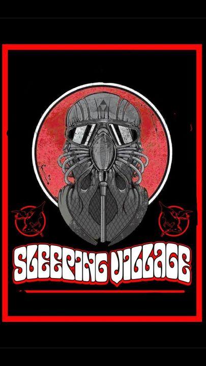 Sleeping Village live @ Simon Sez rock n roll bar
